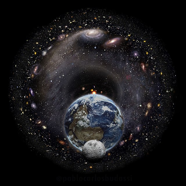 Earth and Universe